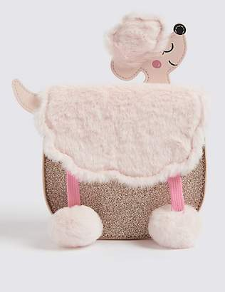 Marks and Spencer Kids' Poodle Cross Body Bag