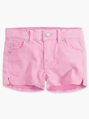 Levi's Girls 7-16 Everyday Shorty Shorts 10
