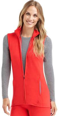 Cuddl Duds Women's Stretch Fleece Vest