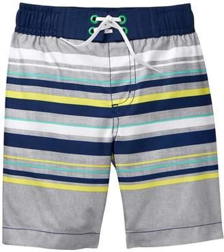 Crazy 8 Crazy8 Stripe Swim Trunks