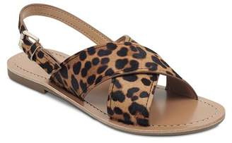 Marc Fisher Women's Rite Leopard Print Sandals