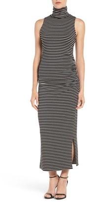 Women's Amour Vert Turtleneck Maxi Dress $138 thestylecure.com