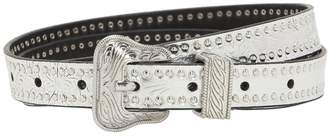HTC Los Angeles 20MM MINI EMBELLISHED LEATHER BELT