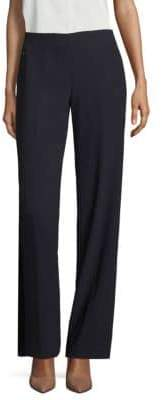 Elie Tahari Odette Wide-Leg Dress Pants