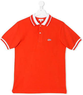 Lacoste Kids Teen short sleeve polo shirt