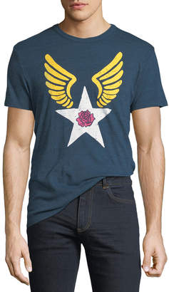 Chaser Winged-Star Graphic Tee