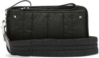 Valentino Rockstud padded cross-body bag
