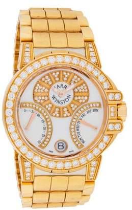 Harry Winston Ocean Bi-Retrograde Watch