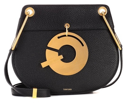 Tom Ford Tom Ford Embellished leather shoulder bag