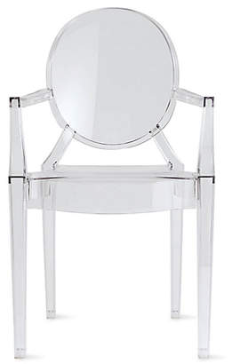 Design Within Reach Kartell Louis Ghost Chair, Clear at DWR