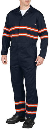 Dickies High-Visibility Long-Sleeve Coveralls