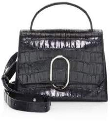 3.1 Phillip Lim Mini Alix Leather Top Handle Satchel