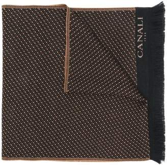 Canali dotted scarf