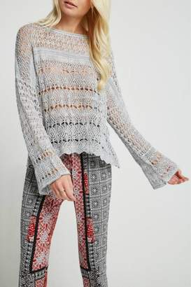 BCBGeneration Grey Sweater