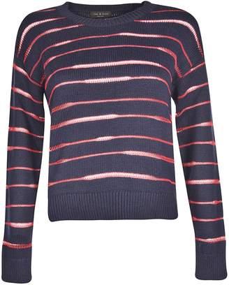 Rag & Bone Pen Crew Neck Sweater