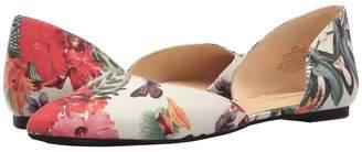 Nine West Starship D'Orsay Flat Women's Shoes