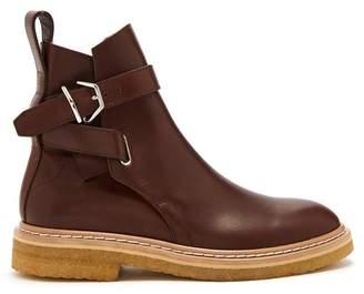 Acne Studios Julian leather chelsea boots