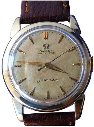 Omega Vintage Seamaster Other Steel Watches