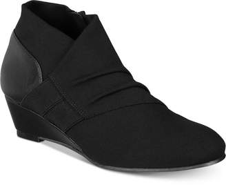Impo Garissa Wedge Ankle Booties Women's Shoes