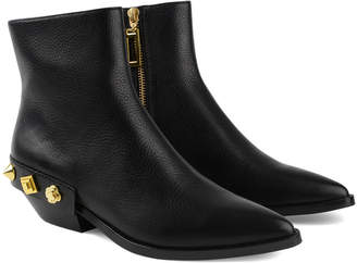 Kat Maconie Olivia Leather Bootie