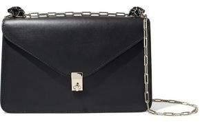 Valentino Panther Leather Shoulder Bag