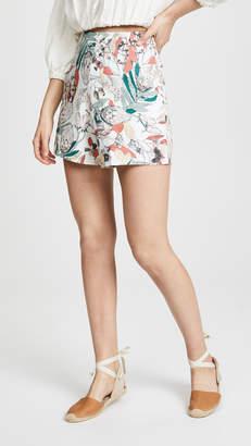Ryder Luna Linen Shorts