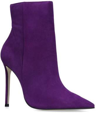 Carvela Suede Spectacular Ankle Boots 110
