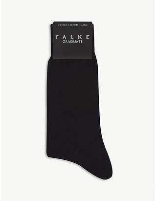 Falke Graduate cotton-cashmere socks