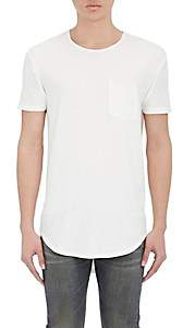 R 13 Men's Pocket T-Shirt-White