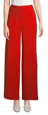 BCBGMAXAZRIA Classic Wide-Leg Pants
