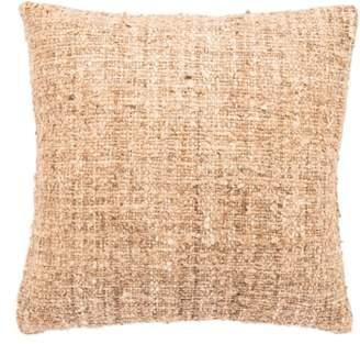 Jaipur Poppy Silk Accent Pillow