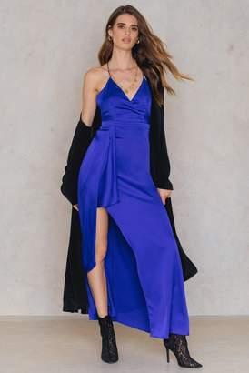 Passion Fusion Slip Maxi Dress