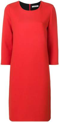 Schumacher Dorothee 3/4 sleeve shift dress