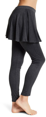 Magid Fairly Skirt Overlay Legging $84 thestylecure.com