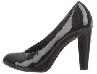 Marc by Marc Jacobs Marc Jacobs Patent Leather Pointed-Toe Pumps