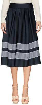 Mariella Burani Knee length skirts - Item 35353873HD