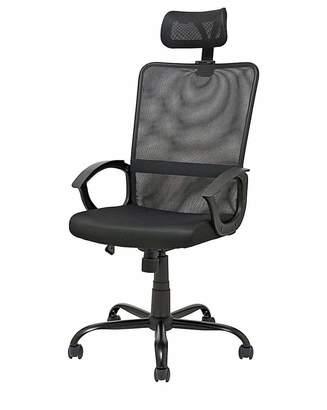 Fashion World High Back Mesh Adjustable Office Chair