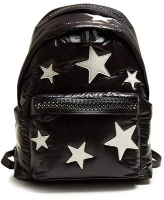 Stella McCartney (ステラ マッカートニー) - STELLA MCCARTNEY Falabella Go padded eco-nylon backpack