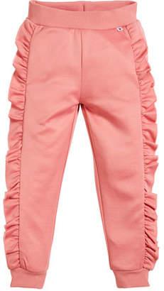 Molo Aline Frill Sweatpants, Size 3-12