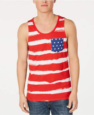 American Rag Men Stars & Stripes Tank