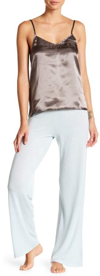 Satin Cami & Pants Pajama Set