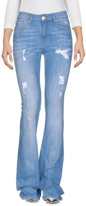 DON'T CRY Denim pants - Item 42625780GT