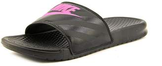 Nike Womens Benassi JDI Slide -Black Sandal 10 B - Medium