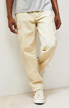 PacSun Workwear Khaki Baggy Cargo Pants