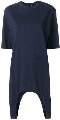 Yang Li asymmetric T-shirt