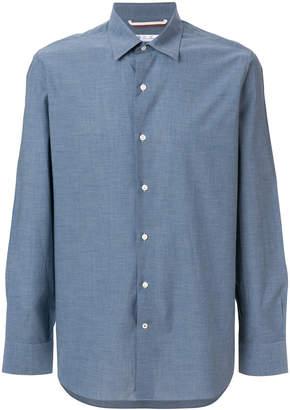 Loro Piana long sleeved shirt
