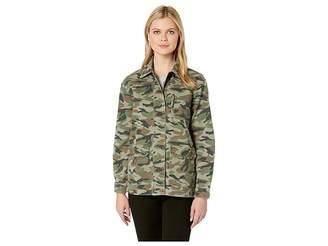 KUT from the Kloth Claudia Studded Camo Jacket