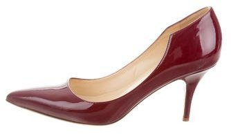 Kate SpadeKate Spade New York Patent Leather Pointed-Toe Pumps
