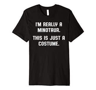 Minotaur Costume - Women Men Kids Halloween Premium Shirt
