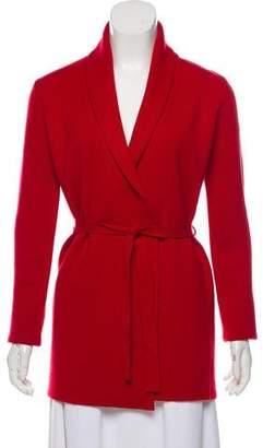 Calvin Klein Collection Shawl Collar Cashmere Cardigan